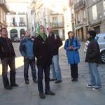Group in Santiago