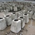 Ephemeral ruins, transient landscapes