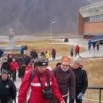 Back in Pyramiden, Svalbard